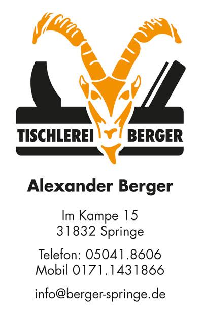 Tischler  Berger